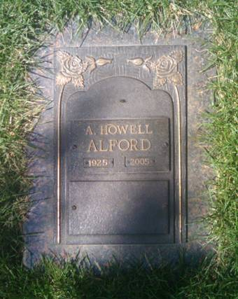 anthony howell alford